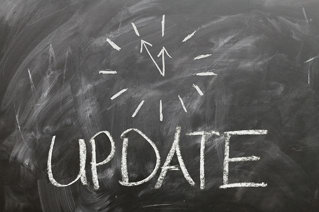 Elementy strony internetowej wymagające ciągłych aktualizacji